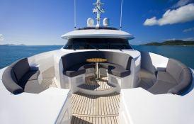 De Lisle III Majesty Yacht 42M Exterior 3