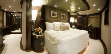 De Lisle III Majesty Yacht 42M Interior 3