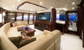 De Lisle III Majesty Yacht 42M Interior 4