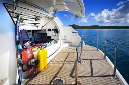 De Lisle III  Majesty Yacht 42M Interior 7