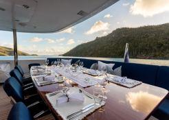 De Lisle III  Majesty Yacht 42M Interior 8