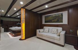 Regina (Turkish Gulet 56M) Interior 3