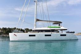 Adriatic Tiger  Lagoon Catamaran Lagoon 620 Exterior 2