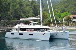 Adriatic Tiger  Lagoon Catamaran Lagoon 620 Exterior 3