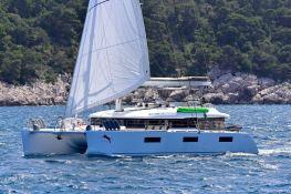 Adriatic Tiger  Lagoon Catamaran Lagoon 620 Exterior 4