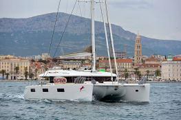 Adriatic Tiger  Lagoon Catamaran Lagoon 620 Exterior 5