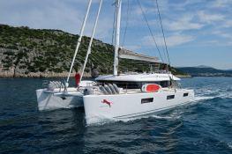Adriatic Tiger  Lagoon Catamaran Lagoon 620 Exterior 1