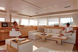 Firefly  Lagoon Catamaran Lagoon 620 Interior 16