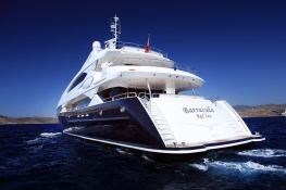 Barracuda Red Sea Sunseeker Yacht 37M Exterior 3