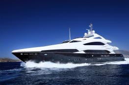 Barracuda Red Sea Sunseeker Yacht 37M Exterior 2