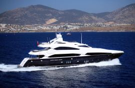 Barracuda Red Sea  Sunseeker Yacht 37M Exterior 1