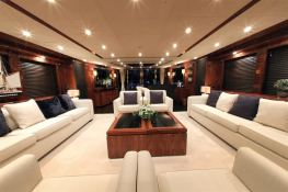 Barracuda Red Sea Sunseeker Yacht 37M Interior 1
