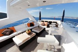 Barracuda Red Sea  Sunseeker Yacht 37M Interior 0