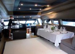 4H San Lorenzo Yacht 125' Interior 0