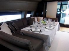4H San Lorenzo Yacht 125' Interior 2