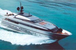 4A (ex 4H) San Lorenzo Yacht 125' Exterior 2