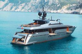 4A (ex 4H) San Lorenzo Yacht 125' Exterior 3