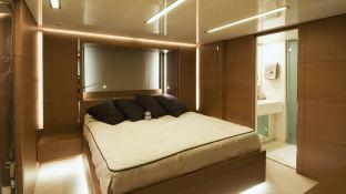4A (ex 4H) San Lorenzo Yacht 125' Interior 10