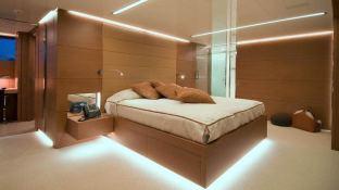 4A (ex 4H) San Lorenzo Yacht 125' Interior 4