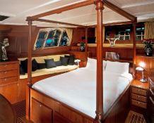 Excellence V  Abeking & Rasmussen Yacht 60M Interior 3