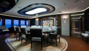 Excellence V  Abeking & Rasmussen Yacht 60M Interior 5