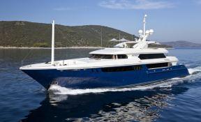 Mary Jean II ISA Yacht 62M Exterior 3