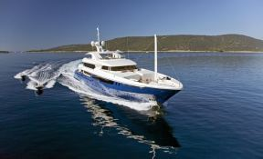 Mary Jean II  ISA Yacht 62M Exterior 1