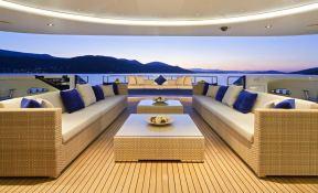 Mary Jean II ISA Yacht 62M Interior 5