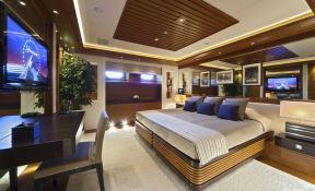 Mary Jean II  ISA Yacht 62M Interior 7