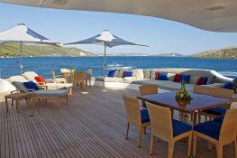 Mary Jean II  ISA Yacht 62M Interior 4