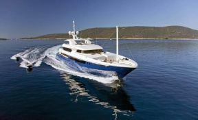 Mary Jean II  ISA Yacht 62M Exterior 2