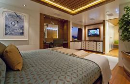 Mary Jean II  ISA Yacht 62M Interior 6