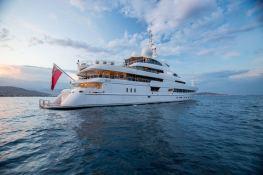 Naia (ex Pegaso) Freire Yacht 73M Exterior 3