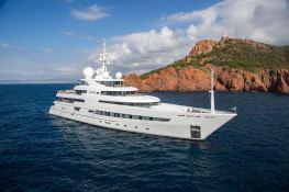 Naia (ex Pegaso) Freire Yacht 73M Exterior 1