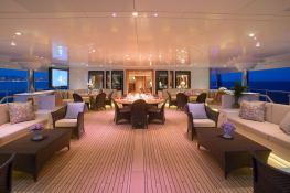 Naia (ex Pegaso) Freire Yacht 73M Interior 6