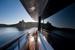 Alcor Heesen Yacht 35M Exterior 2