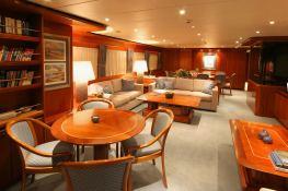 Alcor  Heesen Yacht 35M Interior 2