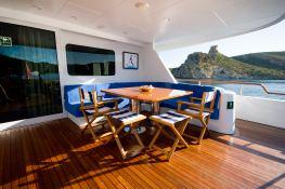 Alcor  Heesen Yacht 35M Interior 1