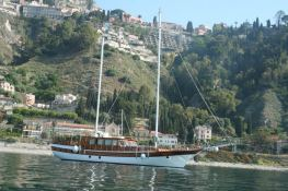 Altinlar  Turkish Gulet - 24M Exterior 1