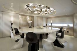 Light Holic (ex Darlings Danama) CRN Yacht 60M Interior 1