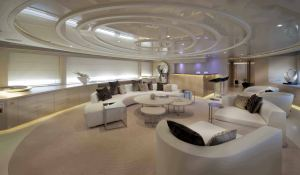 Light Holic (ex Darlings Danama) CRN Yacht 60M Interior 2