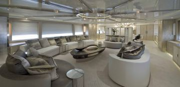 Light Holic (ex Darlings Danama) CRN Yacht 60M Interior 3
