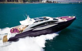 Numarine 78 Hardtop  Numarine Yachts Hardtop 78 Exterior 1