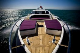 Numarine 78 Hardtop  Numarine Yachts Hardtop 78 Exterior 2