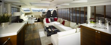 Numarine 78 Hardtop  Numarine Yachts Hardtop 78 Interior 0