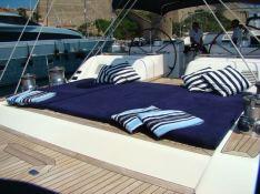 Highland Breeze Nautor's Swan Yacht 112' Exterior 4