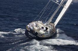Highland Breeze Nautor's Swan Yacht 112' Exterior 1