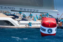 Highland Breeze Nautor's Swan Yacht 112' Exterior 3