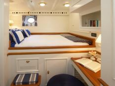 Highland Breeze Nautor's Swan Yacht 112' Interior 1
