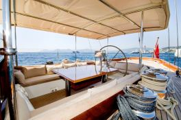 Annagine JOM Sloop 34M Interior 2